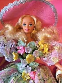 Spring Bouquet Barbie doll na internet