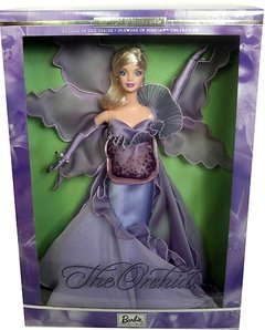 The Orchid Barbie doll na internet