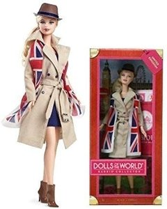 United Kingdom Barbie Doll - comprar online