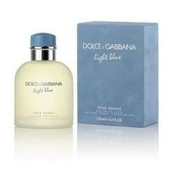 DOLCE & GABBANA LIGHT BLUE H.edt x40