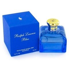 RALPH LAUREN BLUE edt x 125