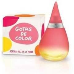 AGATHA GOTAS DE COLOR edt x50