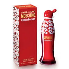 MOSCHINO CHEAP&CHIC CHICPETALS edt x50