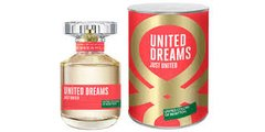 UNITED DREAMS JUST UNITED for her edt x80