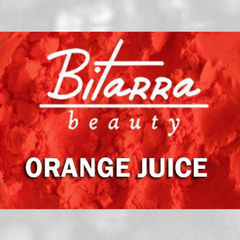 Pigmento Neon 1,5g Orange Juice - Bitarra Beauty