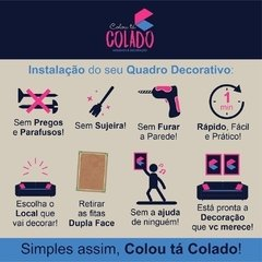 Imagem do Quadro Decorativo Beach Umbrella