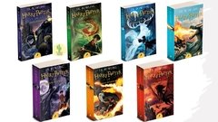 Harry potter saga completa