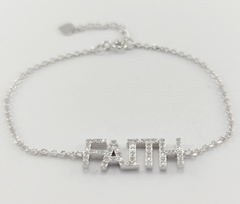 Pulsera Faith