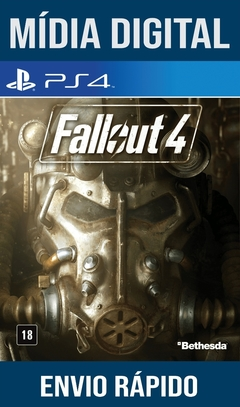 Fallout 4 Ps4 Psn Original 1 Mídia Digital