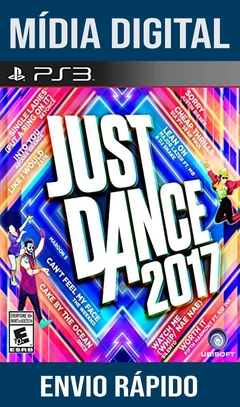 Just Dance 2017 Ps3 Psn Mídia Digital (Dub Br)