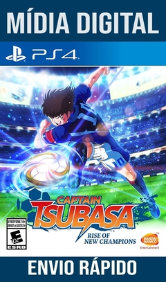 Captain Tsubasa: Rise of New Champions Ps4 Psn Original 1 Mídia Digital (Leg Br)