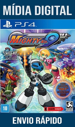 Mighty No. 9 Ps4 Psn Original 1 Mídia Digital (Leg Br)