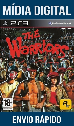The Warriors Ps3 Psn Mídia Digital