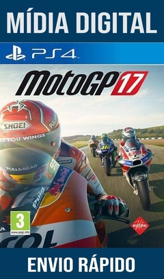 MOTOGP 17 Ps4 Psn Original 1 Mídia Digital