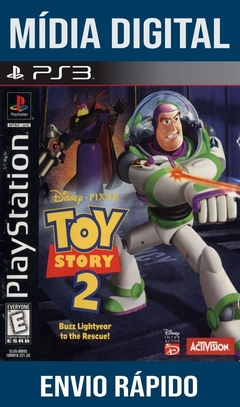Toy Story 2 Ps3 Psn (Psone Classic) Mídia Digital