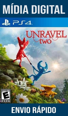 Unravel Two 2 Ps4 Psn Original 1 Mídia Digital (Leg Br)