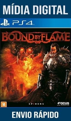Bound By Flame Ps4 Psn Original 1 Mídia Digital