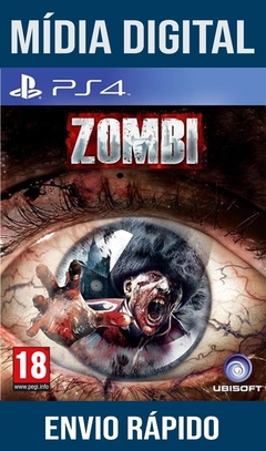 Zombi Ps4 Psn Original 1 Mídia Digital (Leg Br)