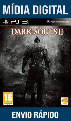 Dark Souls 2 Ps3 Psn Mídia Digital