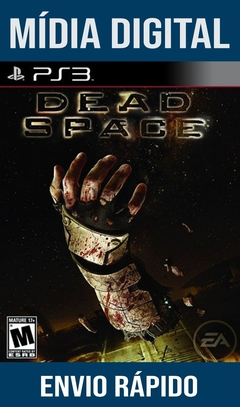 Dead Space Ps3 Psn Mídia Digital