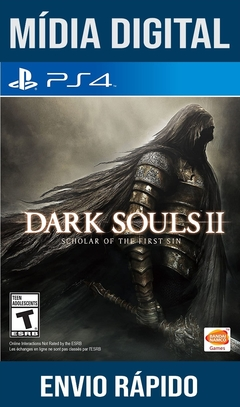 Dark Souls II Scholar Of The First Sin Ps4 Psn Original 1 Mídia Digital