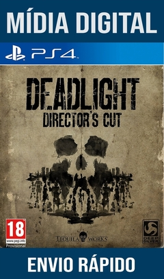 Deadlight Director's Cut Ps4 Psn Original 1 Mídia Digital