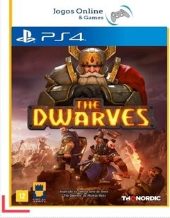 The Dwarves Ps4 Psn