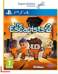 The Escapists 2 Ps4 Psn