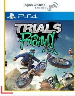Trials Rising Ps4 Psn