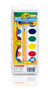 Acuarela Lavable Crayola x16 Colores + Pincel