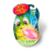 Masa Silly Putty Glow tipo Slime Brilla Oscuridad Simil Globbles - tienda online
