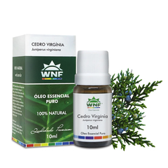 Óleo Essencial Cedro Virginia WNF - 10ml