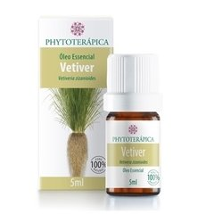 Óleo Essencial Vetiver 5ml