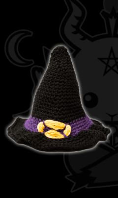 "Gorro ""Little Witch"""