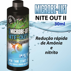 Microbe-lift Nite Out 2 30ml Bacterias Nitrificantes aquario