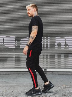 Calça CARGO RED SUPER SKINNY na internet