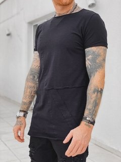 Camiseta BASIC BLACK PANEL