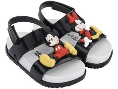 Mini Melissa Cosmic Sandal + DISNEY TWINS BB