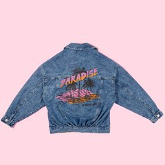 CAMPERA PARADISE DENIM en internet