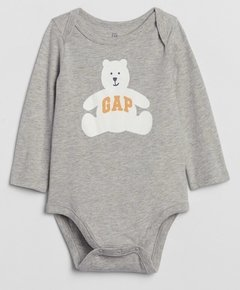 Body Gap Urso Manga longa