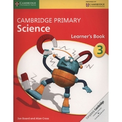 cambridge primary science stage 3 - learner's book