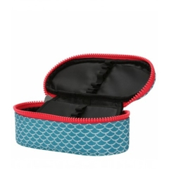 estojo kipling duobox - mermaid - comprar online
