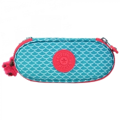 estojo kipling duobox - mermaid