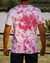 Kanalu Lifestyle - Remera Batik Fire - Kanalu Wood