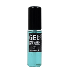 Gel Sanitizante sin alcohol 25g