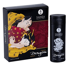 Crema Intensificadora Shunga Dragon Crema Vigorizante 60 Ml