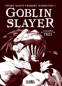 GOBLIN SLAYER - NOVELA #03
