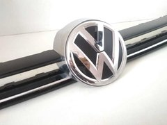 Grade Dianteira Parachoque Vw Golf 5g0853655e Original na internet