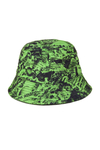 Bucket Mishka Panic Dupla face Green/White
