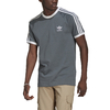 CAMISETA ADIDAS 3 STRIPES - CINZA